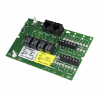 CFP relay output card, 4 relays